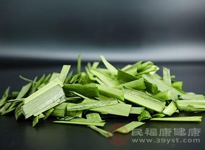 韭菜的功效 想不到韭菜能预防这个病