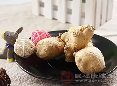 生姜的功效 这个食物可以去除体内湿气