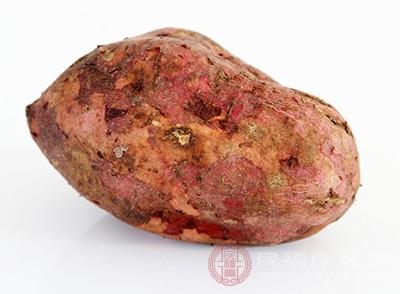 红薯可以帮助预防动脉硬化的出现