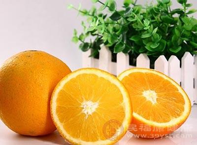 多吃一点橙子可以帮助我们增加食欲