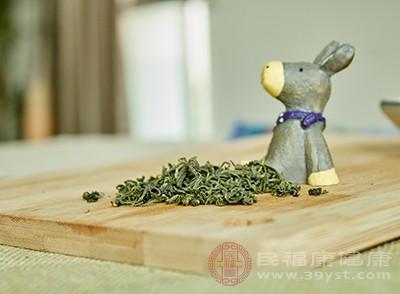 绿茶本身具有比较好的抗衰老效果