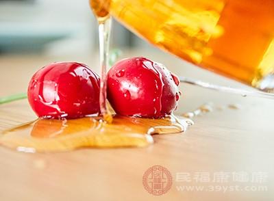 蜂蜜水的作用