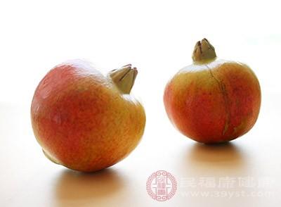 石榴的好处 这种水果预防心血管疾病