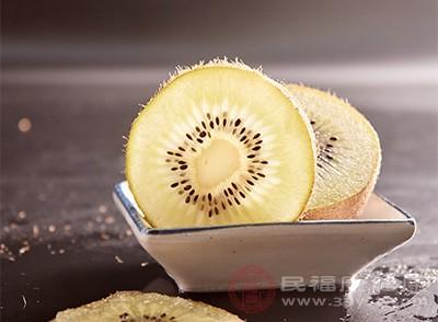 猕猴桃的功效 多吃这种水果能排毒清肠