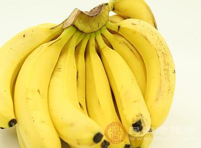 香蕉的功效 吃这种水果能够预防便秘
