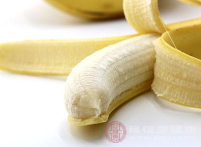 有腹脹的感覺時,可以吃點香蕉