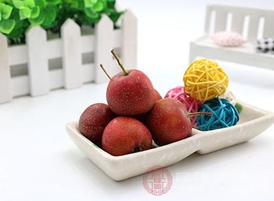 山楂的功效 这种水果可以防治心脑血管疾病