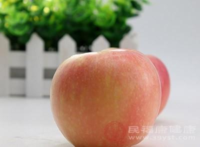 常吃苹果可缓解感冒