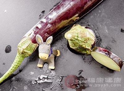茄子的功效 经常吃这种蔬菜能够保护心血管