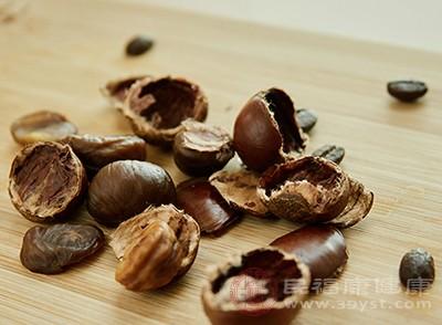 板栗的功效 想不到这种食物能够预防心血管疾病