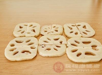 莲藕是一种非常营养健康的食物