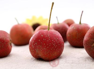 山楂是一种很有营养的水果