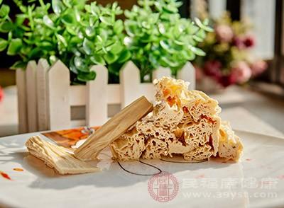 腐竹的好处 常吃这种食物可以防骨质疏松