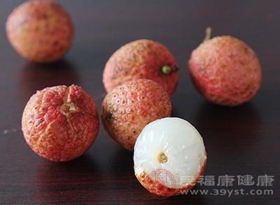 荔枝的功效 常吃这种水果可以消肿祛毒