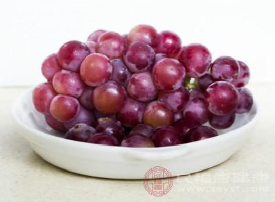 葡萄的功效 常吃这种水果健脾胃效果显著