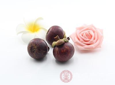 山竹果肉含可溶性固形物16.8%,柠檬酸0.63%