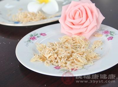 海米之中所含有的营养物质是非常丰富的