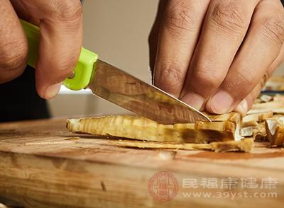 竹筍是一種很有營養的蔬菜