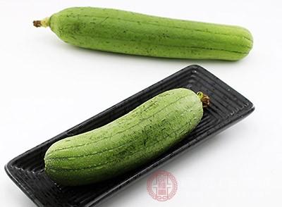 丝瓜的功效经常吃这种蔬菜可以护肤美容