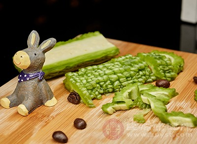 苦瓜的功效 想不到这种蔬菜还能够减肥