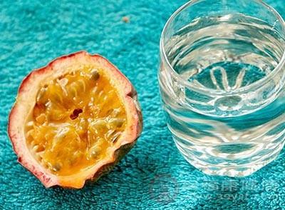 百香果中含有各种营养元素