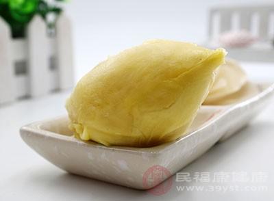 榴莲是一种很有营养的水果