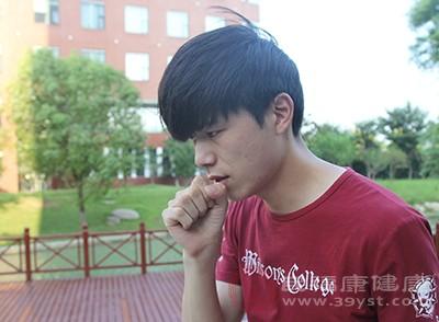 如果肺部不健康,那么会导致咳嗽