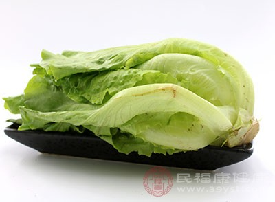 生菜属于碱性类食品