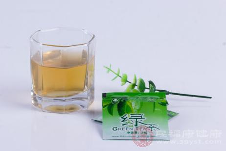 喝绿茶的好处有哪些