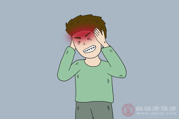 頭痛是比較常見的一種不適癥狀,一般沒有休息好,睡眠時間不足的情況下是會該癥狀