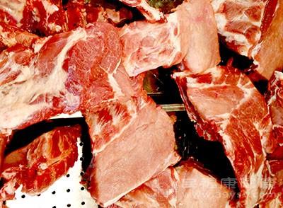 有肉是溫補的食物,適當的吃一些羊肉也可以驅除女性朋友身體寒氣