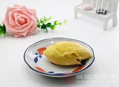 味甘性热,盛产于东南亚,有水果之王的美誉