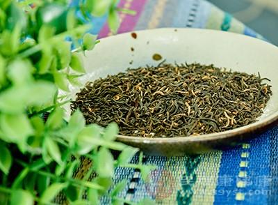 红茶中的多酚类化合物具有消炎的效果