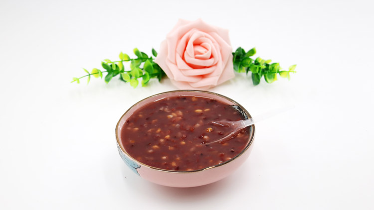 薏米红豆粥的功效