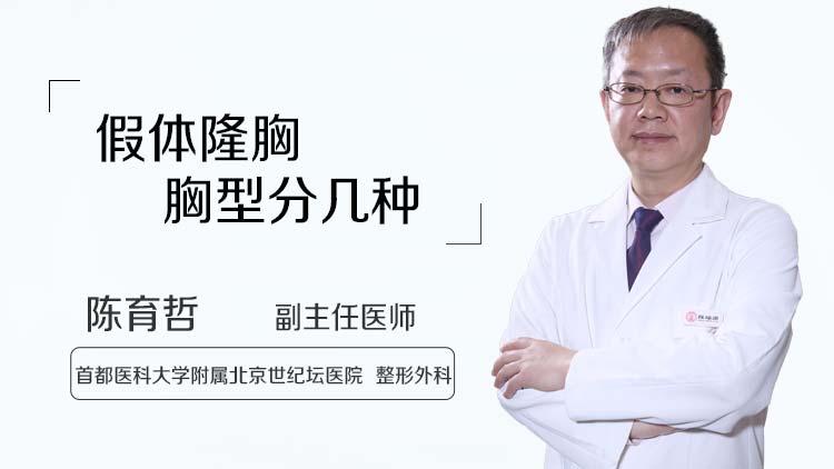 假体隆胸胸型分几种