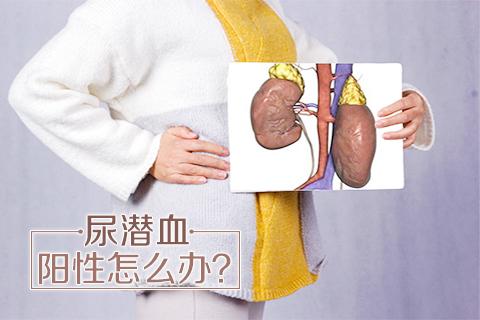 尿潜血阳性怎么办