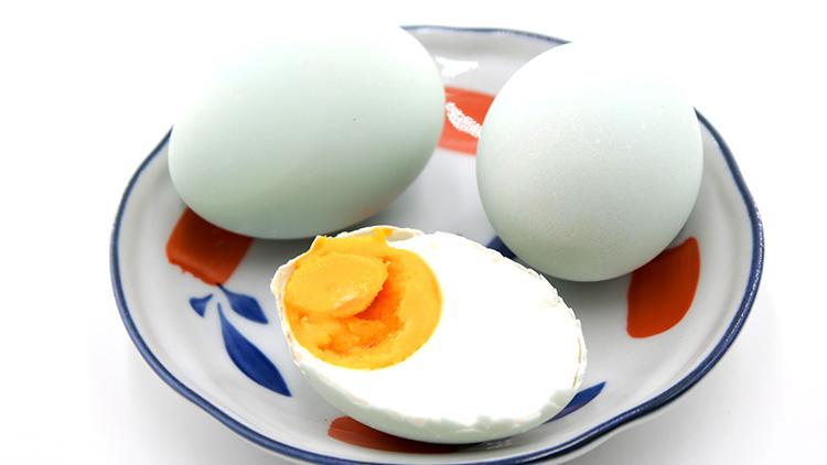 鸭蛋的功效与作用