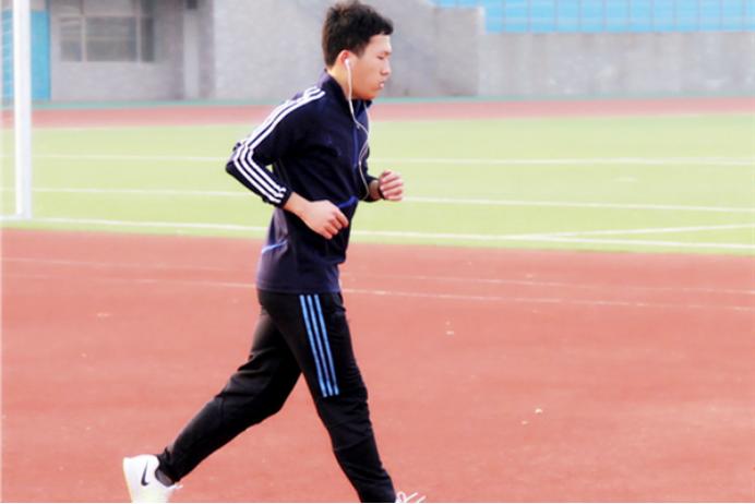 跑步曾被评价为最适合人类的一种运动